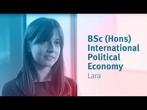 BSc (hons) International Political Economy: Lara