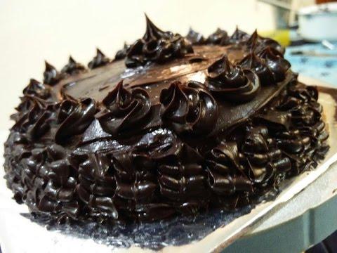 How to make dutch truffle cake at home