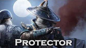EPIC ROCK   ''Protector'' by City Wolf