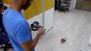 QuadRuped Ctrl EEG - Arduino Course