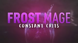 1-2 Million Crits CONSTANTLY - 7.3 Frost Mage PvP - WoW Legion