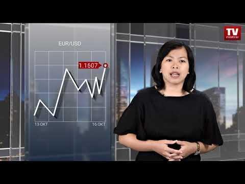 Euro naik terhadap dolar setelah Italia menyetujui anggaran  (17.10.2018)