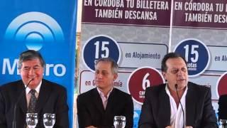 Baixar Titular de la Agencia Córdoba Turismo, Gustavo Santos