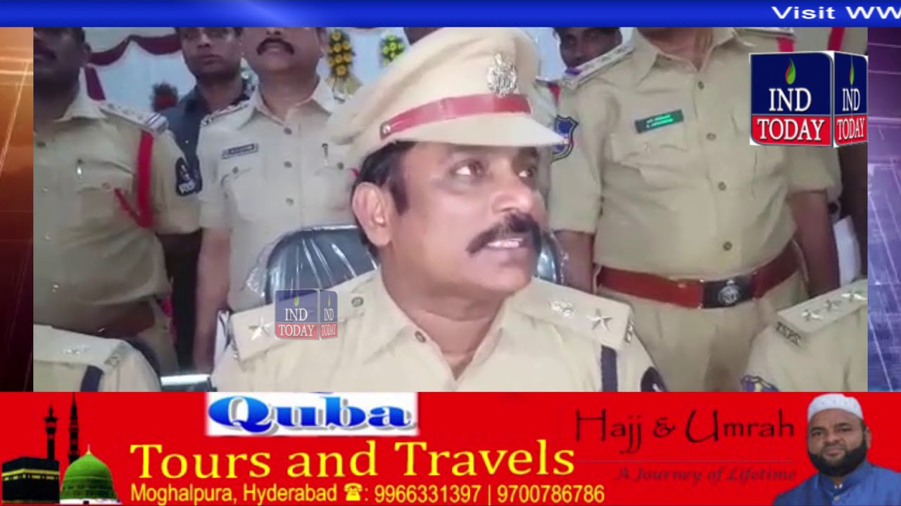 23 More Arrested in Old city Hyderabad | Moghalpura Police