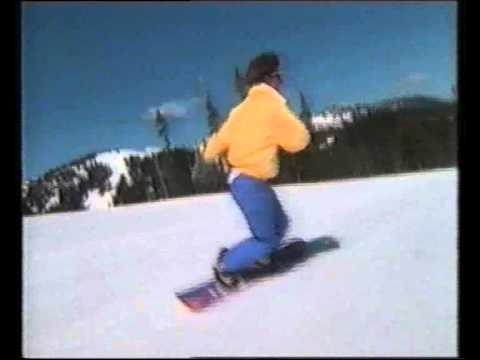 Burton Snowboards - Chill 1989 (Full High Quality)