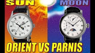 Is the Orient Watch Worth $200 More?