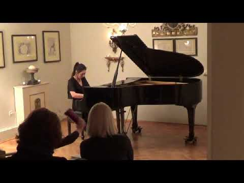 J.S.Bach - Chromatic Fantasy - Fugue By Gülce Sevgen