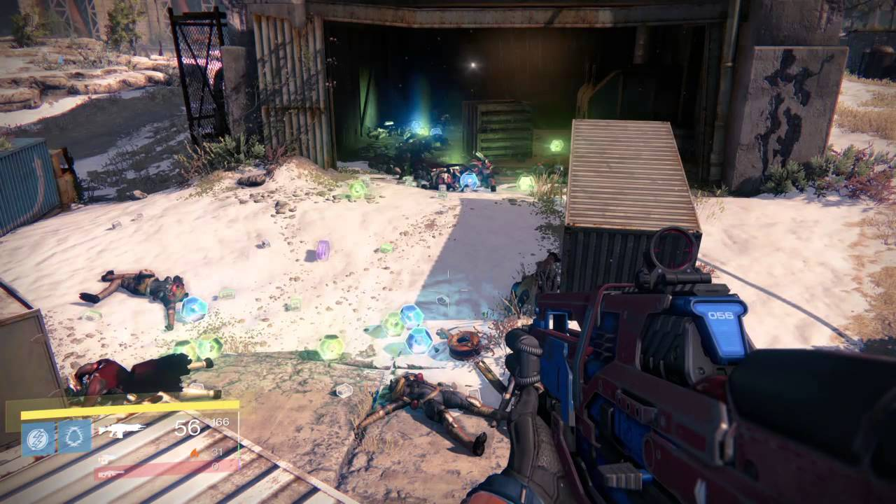 Destiny Farming Spots On Earth