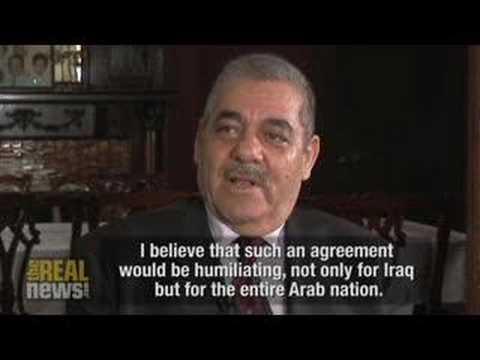 Iraqi MPs against US bases