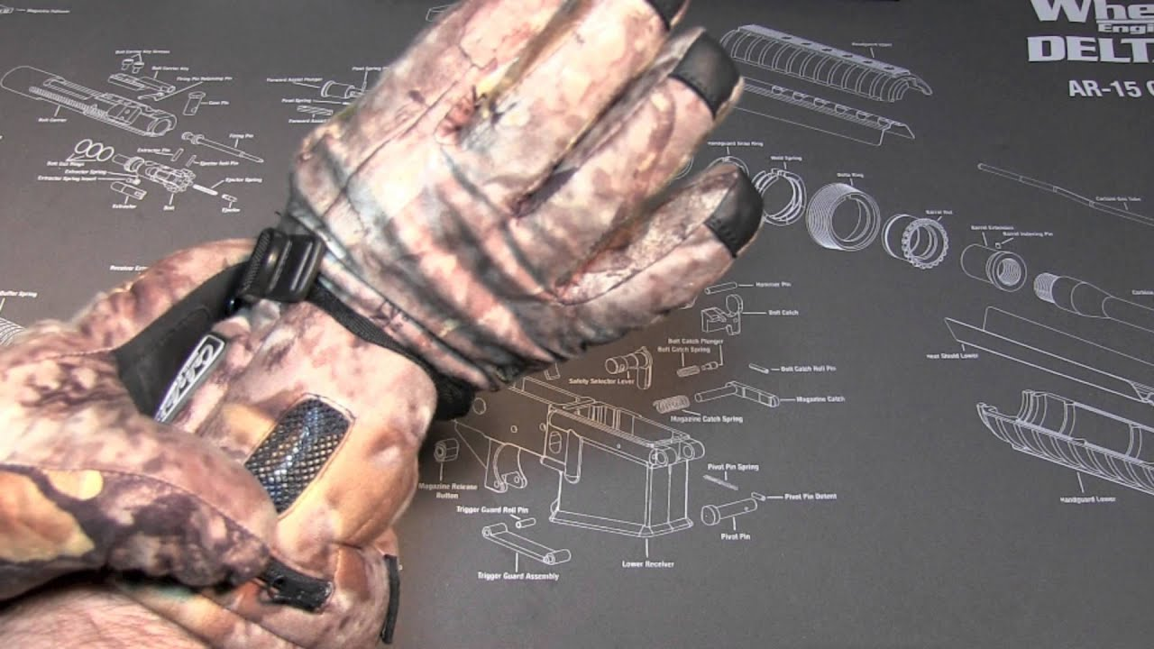 review cabela s heated performance gloves [ 1280 x 720 Pixel ]