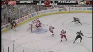 Highlights: Penguins vs Red Wings: Game 4 2009 Playoffs