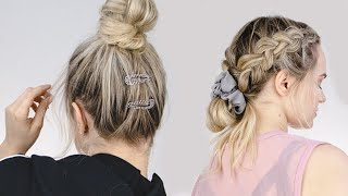Functional Workout Hairstyles for the Gym (+ Some Athleisure options!)