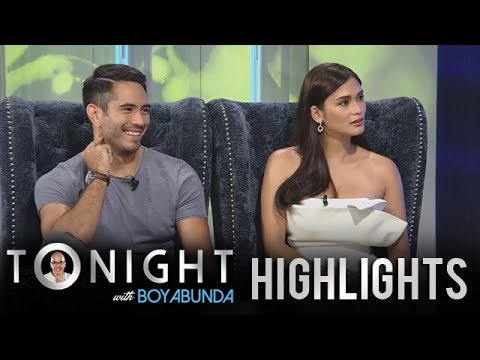 TWBA: Pia and Gerald share how their partners reacted to their team up