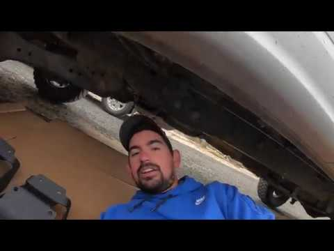 How to install your own Ford running boards