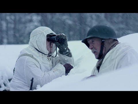 Военная разведка: Северный фронт. 3 серия Военного Сериала. Русские сериалы