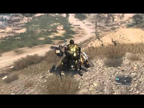 MGSV: D-Walker - A User's Guide