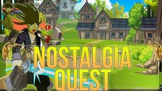 aqw nostalgia quest how to join shops quests secret