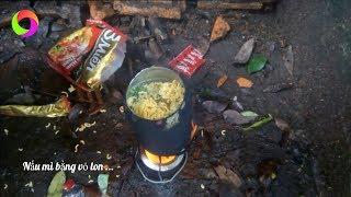 T&D - NẤU MÌ BẰNG VỎ LON NƯỚC NGỌT (Cook noodles with fresh water jars)