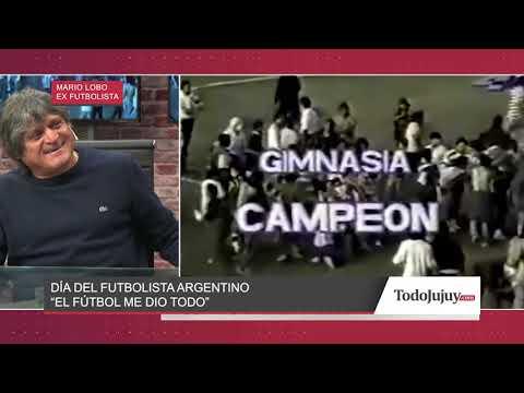 Mario Lobo se quebró en una entrevista en vivo al recordar su dura infancia