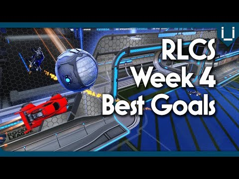 20 Best Goals | Week 4 RLCS Season 5 (NA & EU)