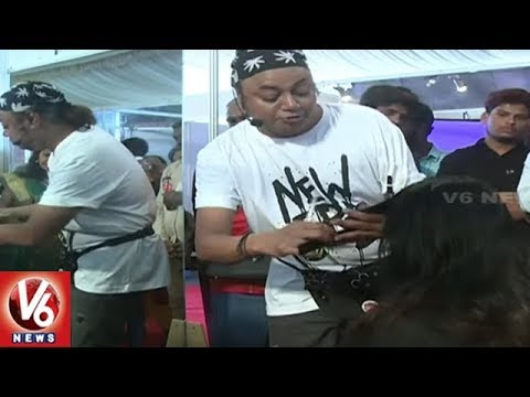 Beauty Trade Expo Ends On A Grand Note At Jalavihar In Hyderabad | V6 News