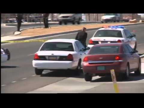 Cop kills gunman after I-40 chase
