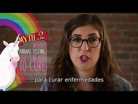 Mayim Bialik Debunks Animal Testing in 3 Steps (Subtitulado)