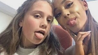 Ariana Grande visits injured fans