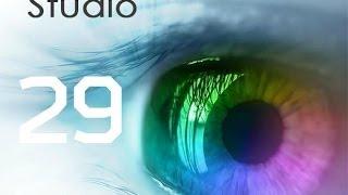 Урок 29 - Удаление звука из видео Pinnacle Studio udalenie zvuka iz video