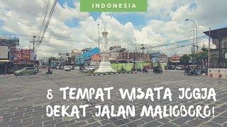 8 Tempat Wisata Jogja Dekat Jalan Malioboro! No 7 Gak Boleh Dilewatkan! [Travel Vlog Jogja].mp3