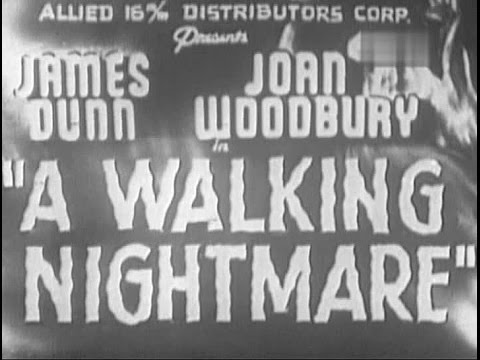 A Walking Nightmare (The Living Ghost, Lend Me Your Ear) (William Beaudine, 1942)