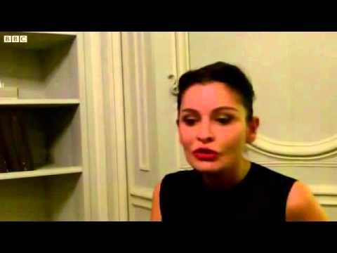Lola Karimova BBC Uzbek Report