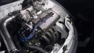 Nitrous All Motor GSR vs Boosted GSR TEASER