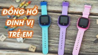 Review Wonlex GW400X l Đồng hồ định vị trẻ em tốt nhất - Có camera - Kháng nước IP67