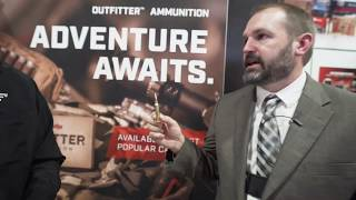 All New 300 PRC and Outfitter Ammo from Hornady at SHOT Show 2019!