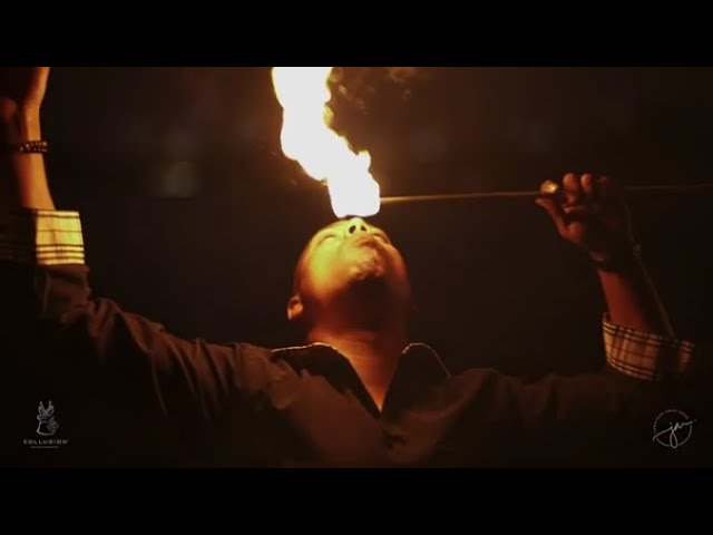 The Edllusion Show Fire Act Promo 2021