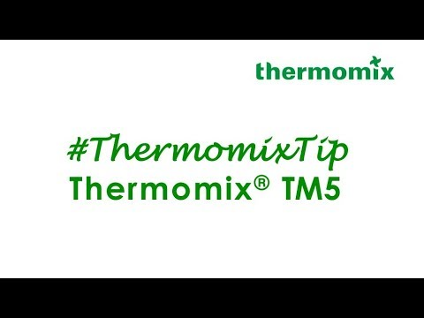 Thermomix Auto cleaning Tip