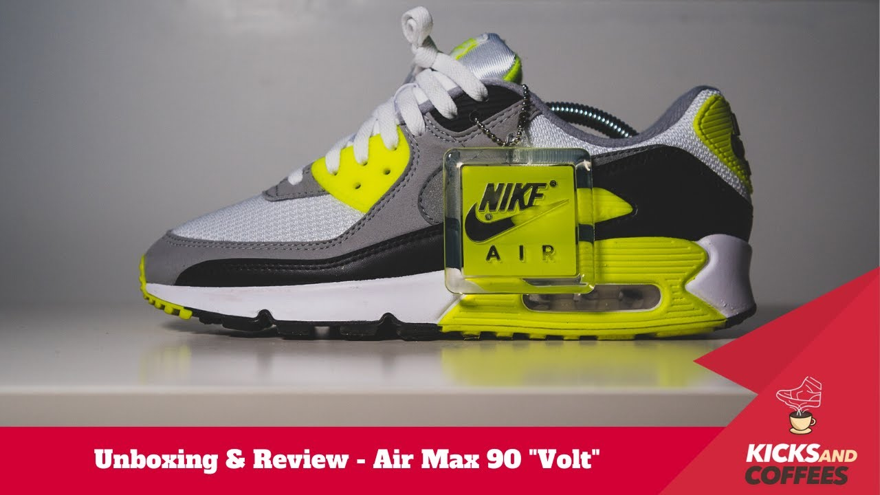 Unboxing e Review - Air Max 90