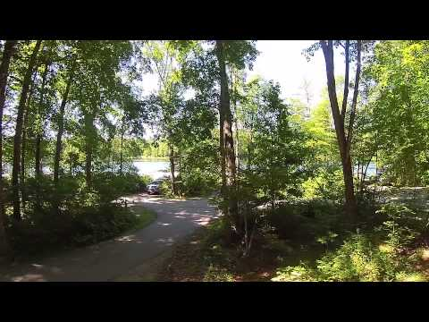 Halfmoon Pond State Park - Vermont - 7-20-2015 - Morning Campsites