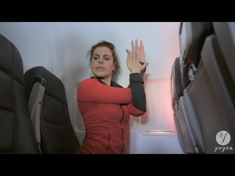 Airplane Yoga: Levity Spin