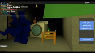 Roblox mystries ep 1: the GMD room