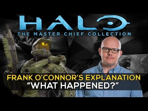 Halo MCC: What Happened - Frank O'Connor's Explanation 1072 Days Later