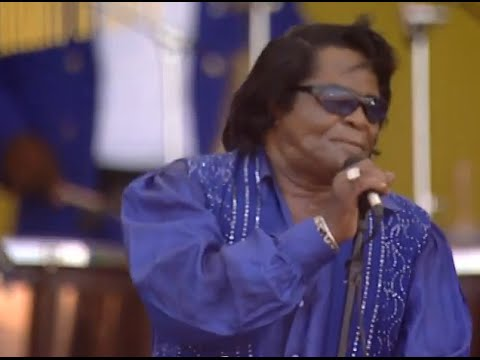 James Brown Can't Turn You Loose