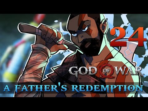 [24] A Father's Redemption (Let's Play God of War [2018] w/ GaLm)
