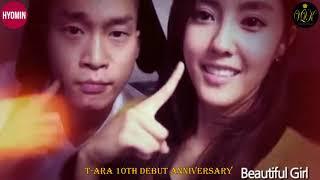 Beautiful Girl- Hyomin/효민 (T-ARA/티아라) ft. Electroboyz