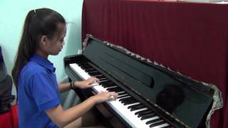 Piano cover_Fur Elise with Linh Đan