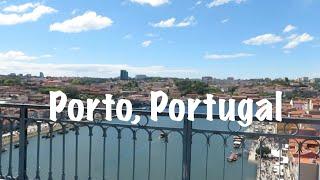 TRAVEL DIARY - PORTO, PORTUGAL