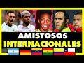 ARGENTINA VS ALEMANIA, VENEZUELA VS BOLIVIA, CHILE VS COLOMBIA - ANÁLISIS PREVIO AMISTOSOS 2019