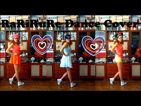 Crayon Pop RaRiRuRe - ラリルレ DANCE COVER