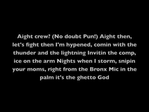 Big Pun   Brave In The Heart Lyrics HQ